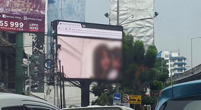Perusahaan Papan Reklame Yang Tayangankan Film Bokep, Berada di Gedung Kompas Gramedia
