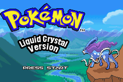 Pokemon Liquid Crystal Latest GBA Free Download