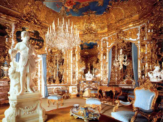 Linderhof Hall of Mirrors