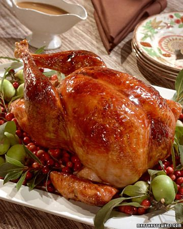 how to cook a juicy turkey with stuffing