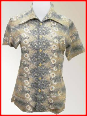 Baju Batik Kerja Model Baju Batik Modern Page Page