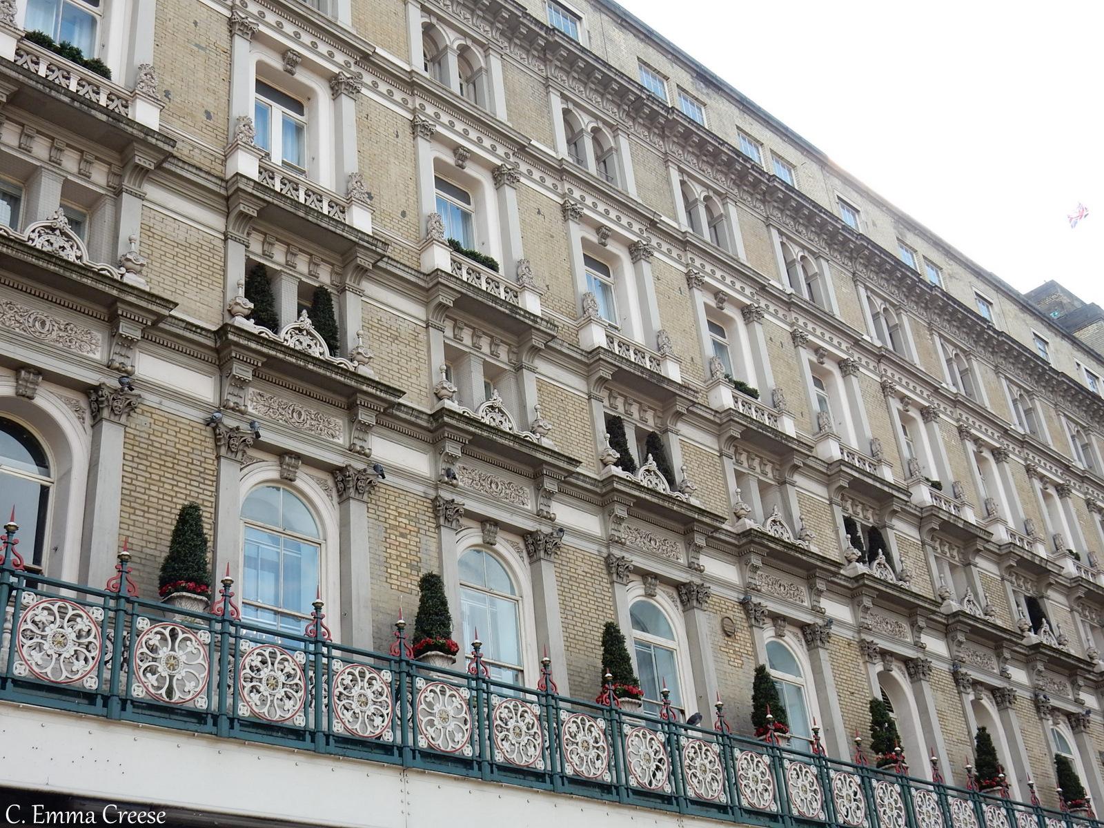 Amba Hotel Charing Crob Afternoon Tea Review
