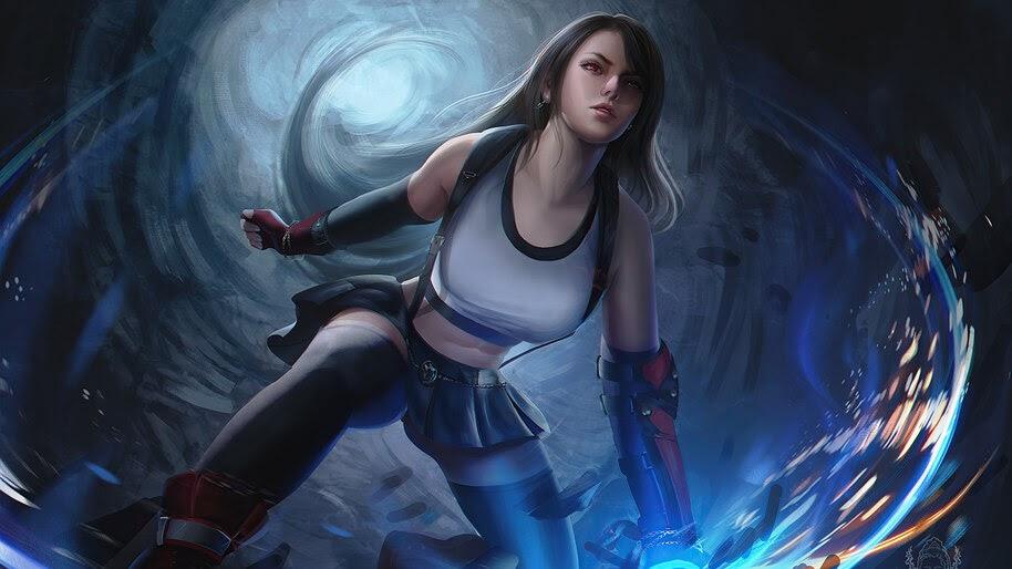 Tifa Lockhart, FF7 Remake, 4K, #7.2072