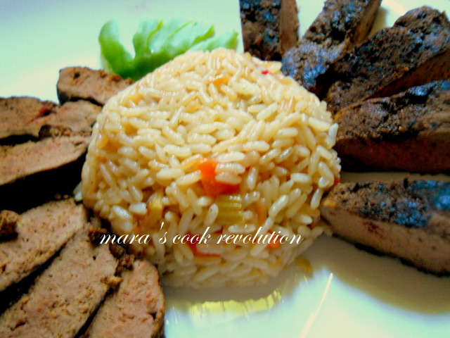Ρύζι με λαχανικά