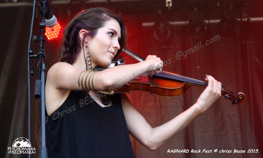 Merkfolk @Ragnard Rock Fest 2015, Simandre-sur-Suran 17/07/2015