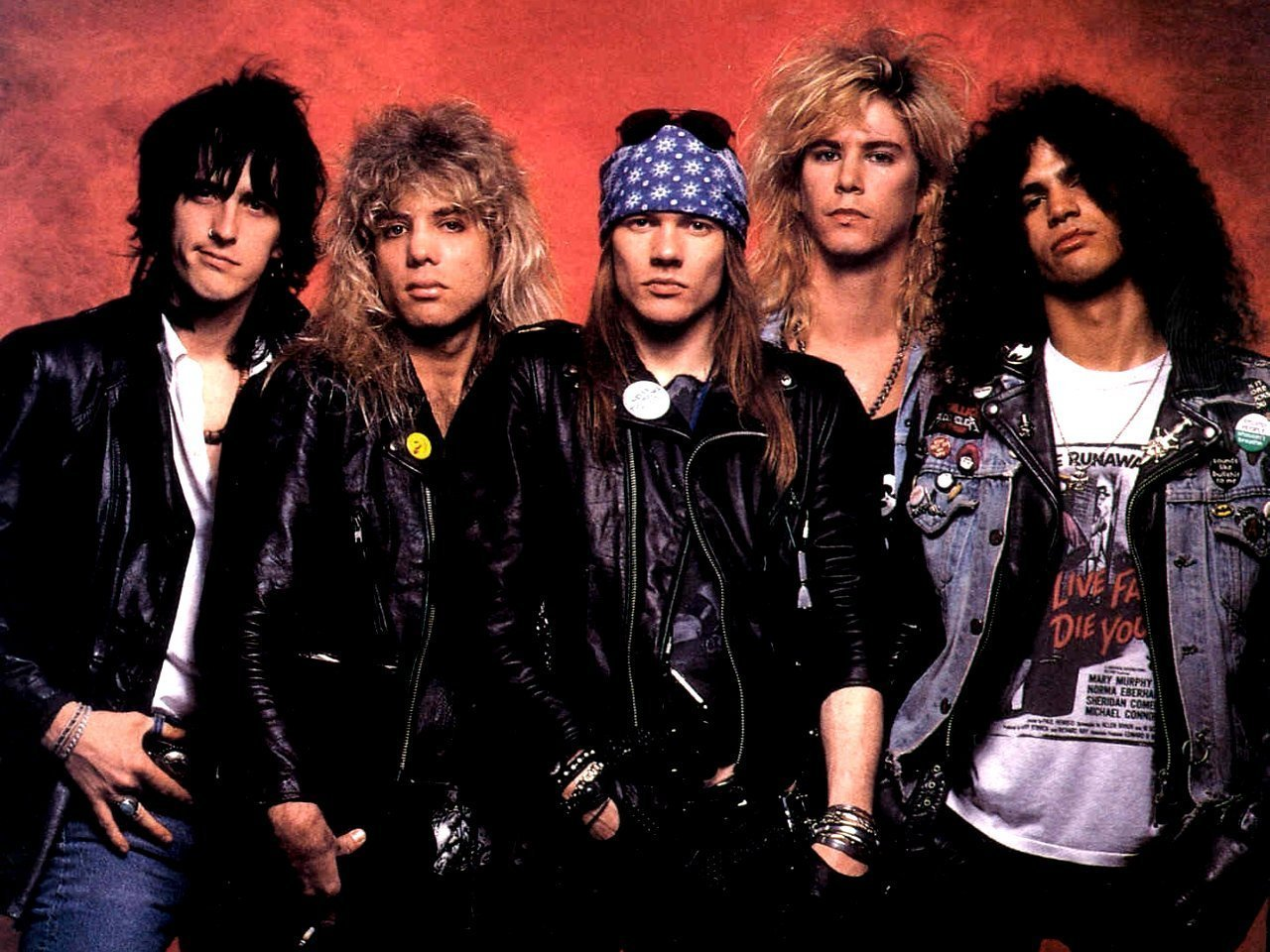 Guns N' Roses - Civil War [Live in Paris '92 HD]