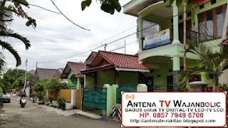 jual  ANTENA TV Bagus WAJANBOLIC JATIBENING 1 Bekasi