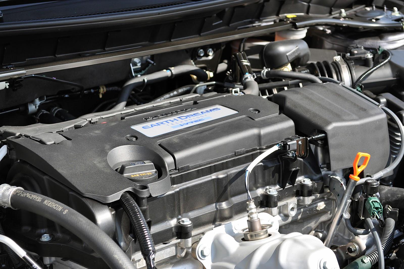 Công nghệ i-VTEC trứ danh của Honda được sử dụng cho Honda Accord 2016