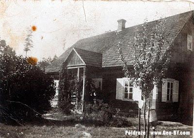 Налибокская пуща. Дом Липницких в Полдорожье