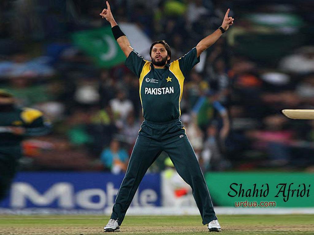 T20 World Cup 2012: Shahid Afridi Pics