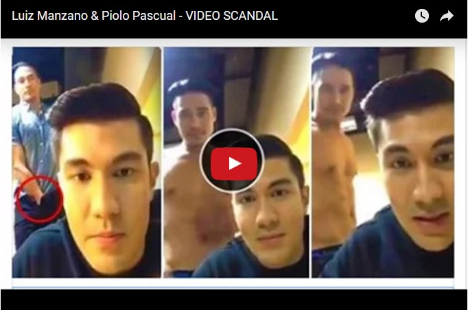Piolo pascual video sex scandal