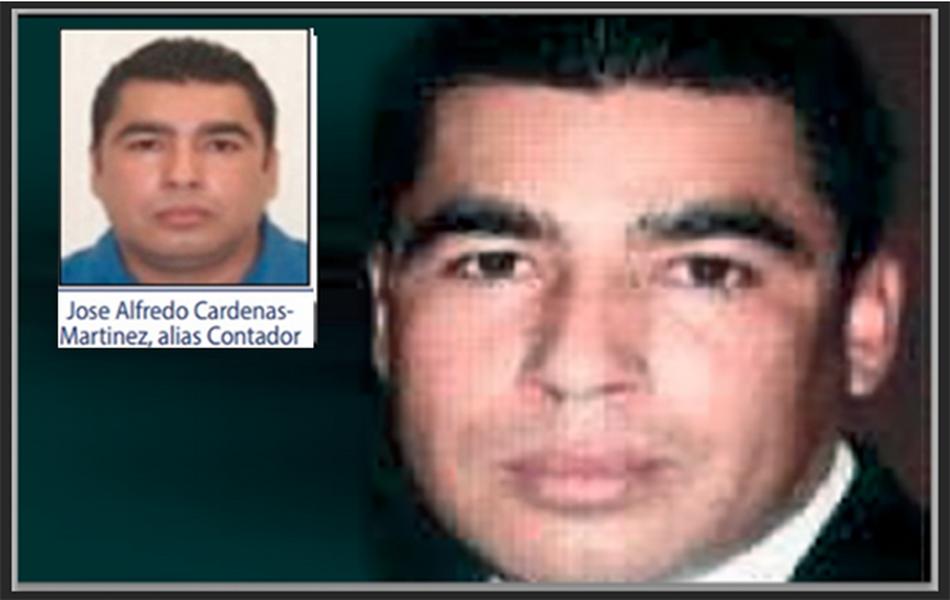 """Elementos de la marina captura a """"El Contador"""", sobrino de Osiel Cárdenas y jefe de plaza del CDG en Matamoros, Tamaulipas"""
