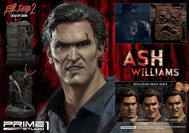 Ash Williams (Evil Dead 2 action figure)