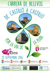carrera de relevos de castillo a castillo