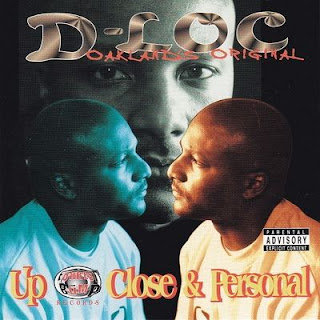 D-Loc – Up Close & Personal (1998) [CD] [FLAC]