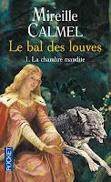 Couverture Le bal des louves de Mireille Calmel