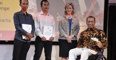 Hanya Lulus SMA, Pemuda Indonesia Ini Kalahkan Insinyur Universitas Oxford