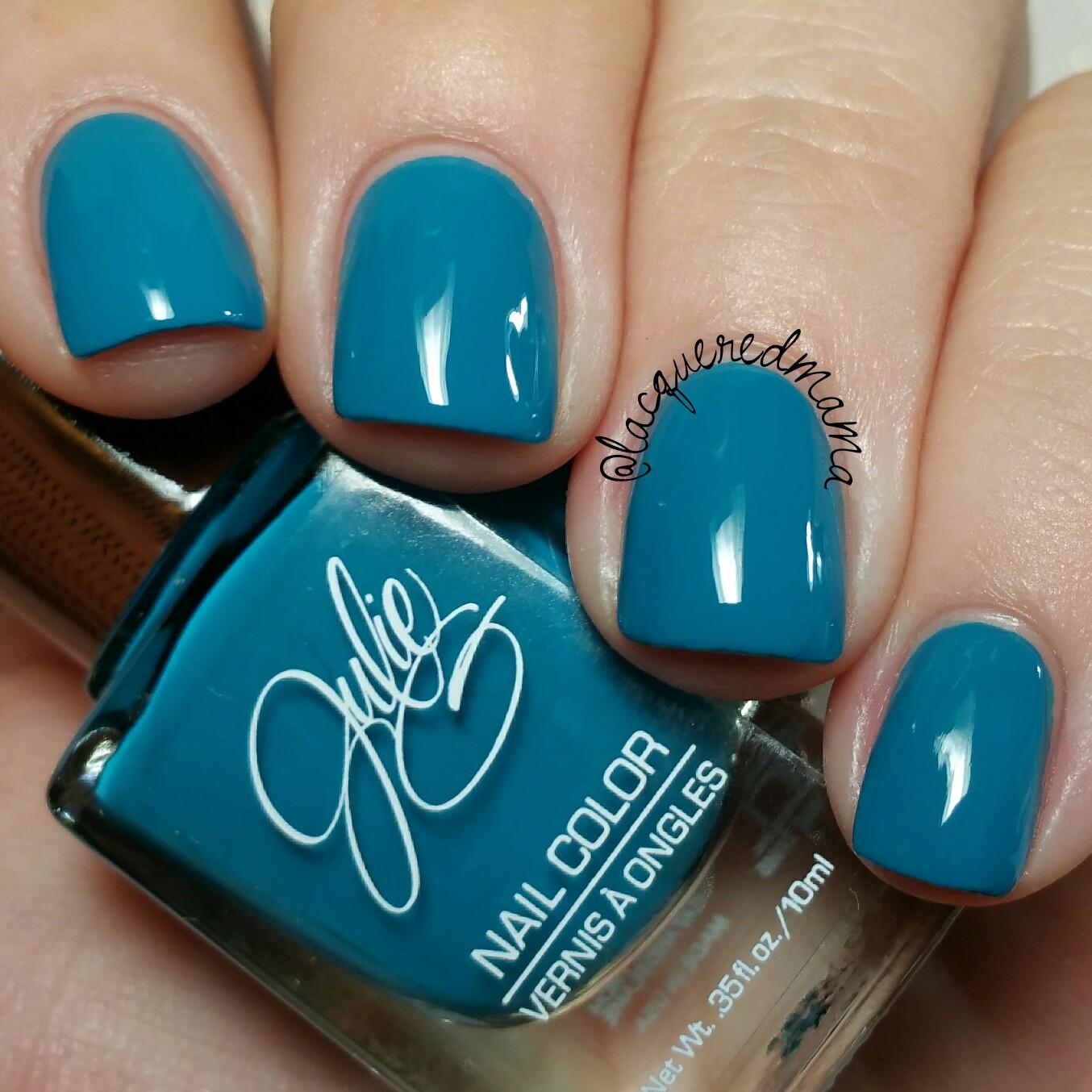 LacqueredMama: Jesse\'s Girl Cosmetics - JulieG Bohemian Dreams ...