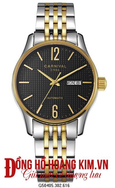đồng hồ Carnival 1986 bảo hàng 1 năm