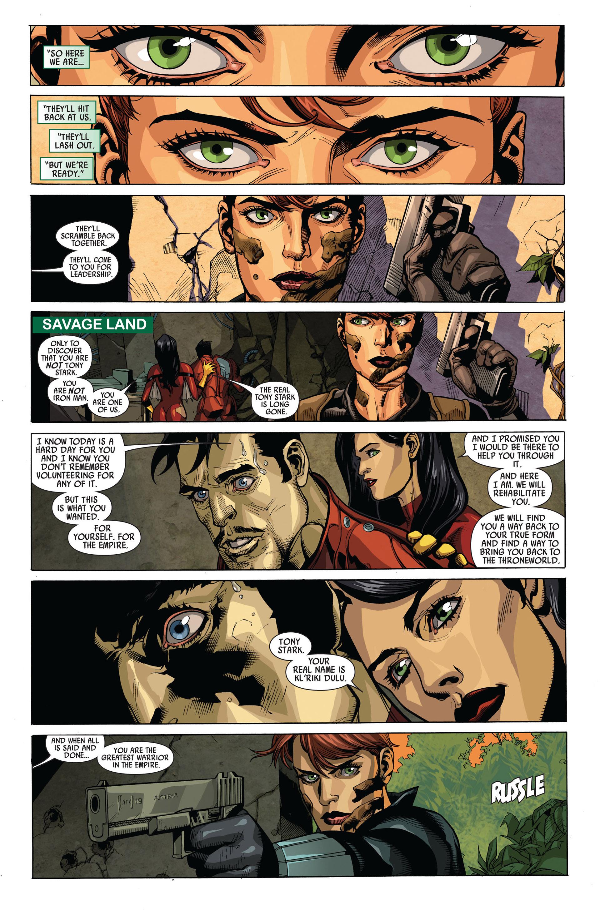 Read online Secret Invasion comic -  Issue #4 - 11