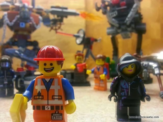 The LEGO movie characters Metalbeard