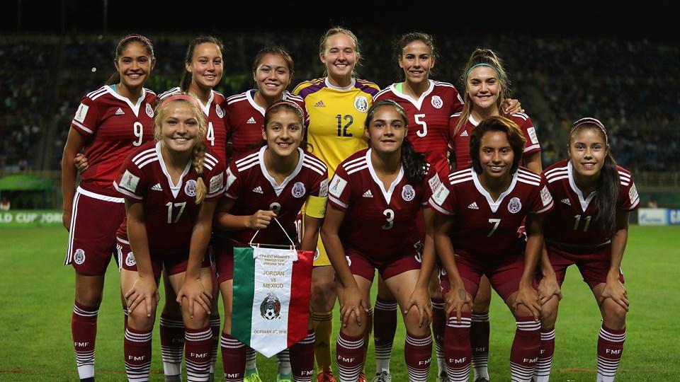 Mundial Femenino Sub-17 Jordania 2016 | Ximinia