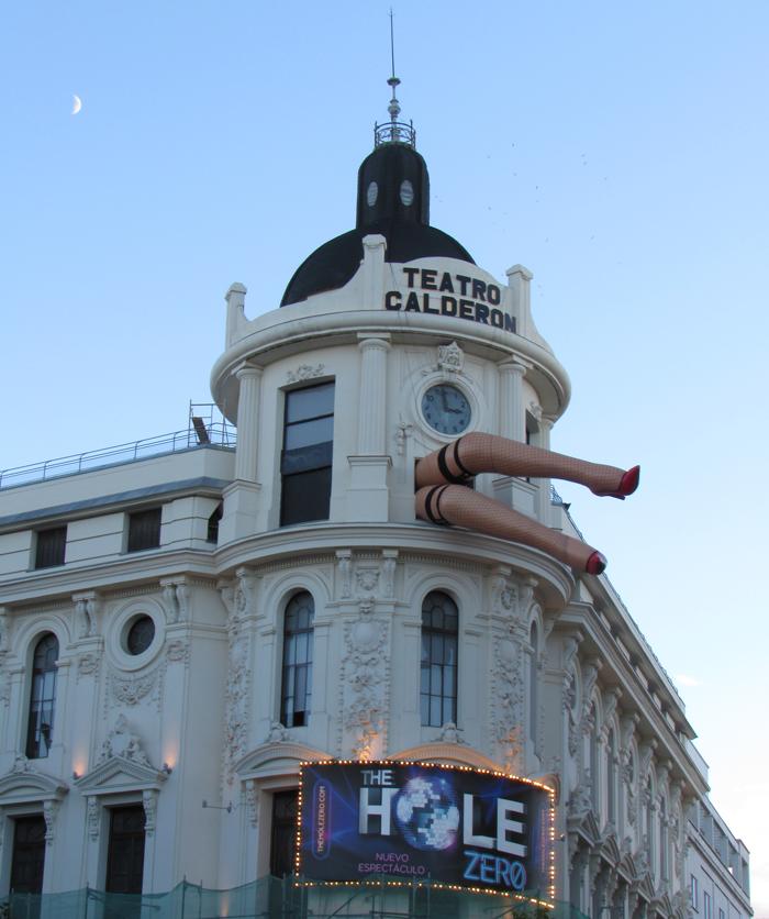 Valentina Vaguada: The Hole Zero Madrid, madrid, spain, art, show
