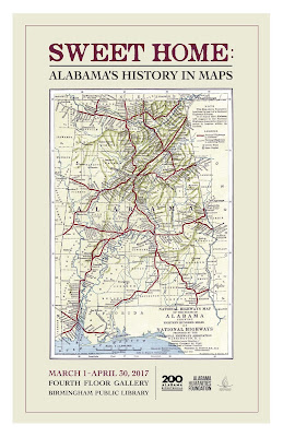 Sweet Home: Alabama's History in Maps