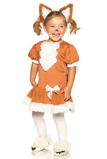 Furry Fox Toddler Costume  sc 1 st  Pure Costumes & Mother/Daughter Halloween Costume Ideas - Pure Costumes Blog