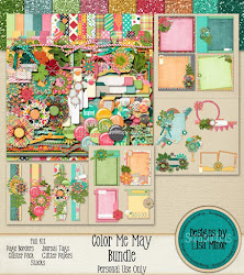 Color Me May Bundle