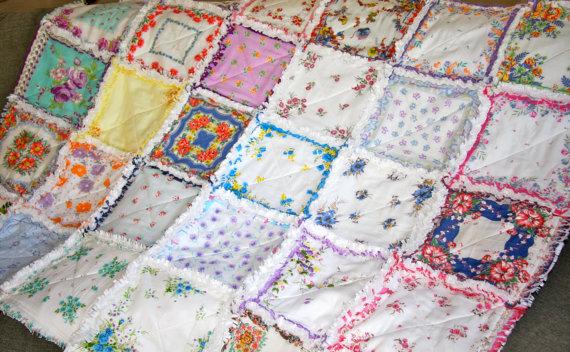 Zeedlebeez More Handkerchief Quilts