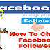 Mobile से Facebook Followers कैसे Check करे