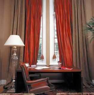 cuentos y poesas las cortinas rojas - Cortinas Rojas