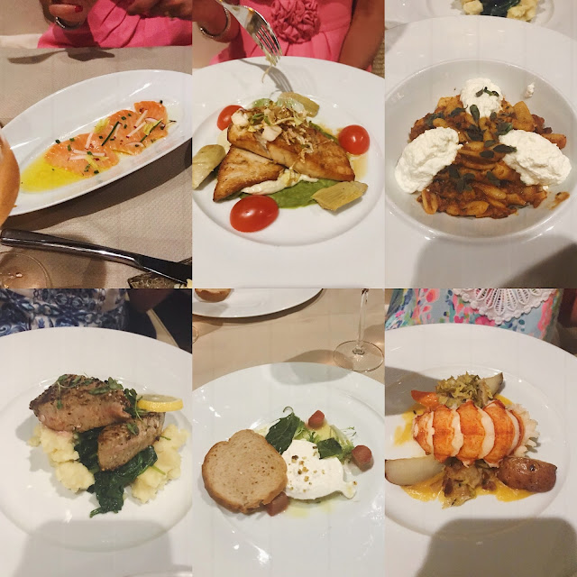 food on celebrity equinox cruise