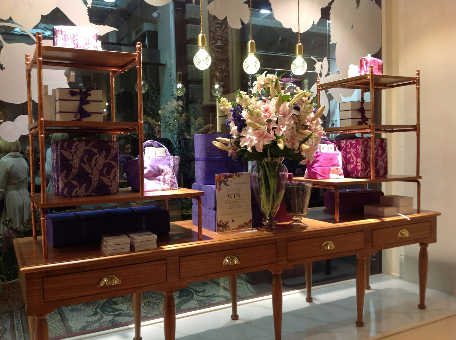 As The Australian Flagship Store, The Block Arcade Will Feature New Product  Launches And Special Offers Also Known To Other Crabtree U0026 Evelyn Stores,  ...