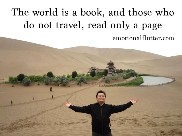 dunhuang world is a book