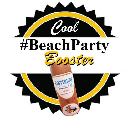 Beach Party Booster