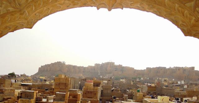 Jaisalmer Fort - Rajasthan - Pick Pack Go