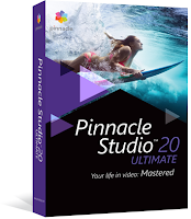 Pinnacle Studio Ultimate 20.1.0 + Content Pack Full Version
