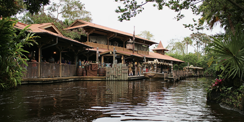 Jungle Cruise Walt Disney World Orlando