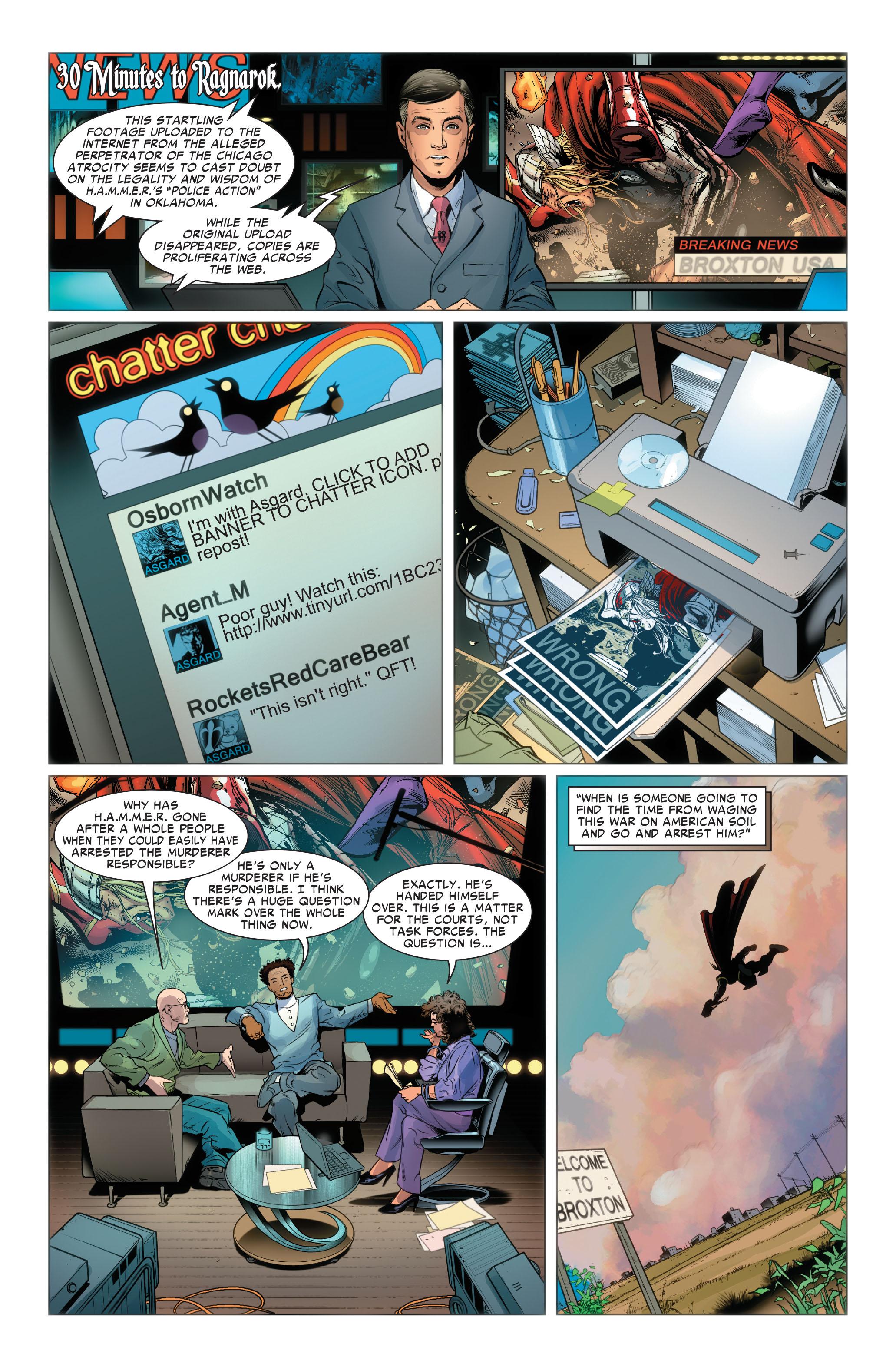 Thor (2007) Issue #607 #20 - English 21
