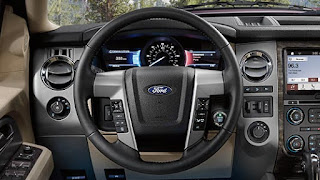 Ford Expedition Models: SelectShift intelligent manumatic 6-speed 6R80