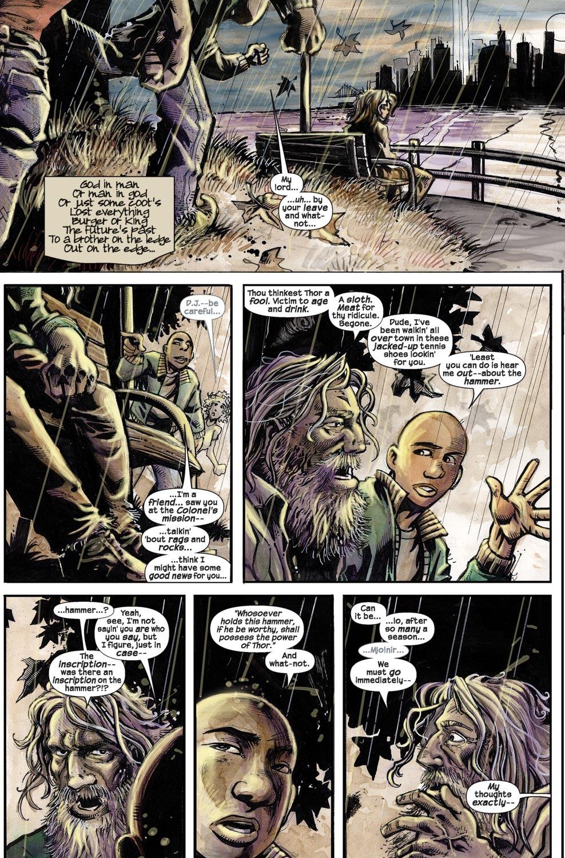 Thor (1998) Issue #59 #60 - English 12