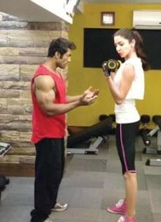 Anushka Sharma Fitness Images Photos Biography Workout plan