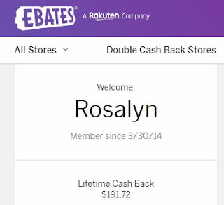 Ebates, cash back, money online