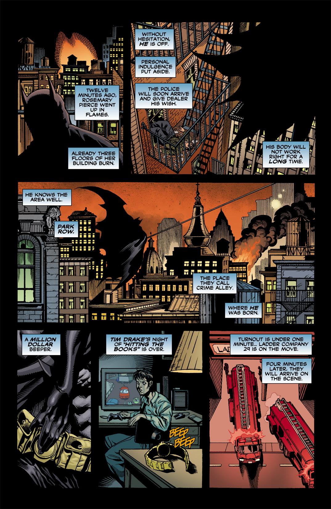 Detective Comics (1937) 801 Page 20