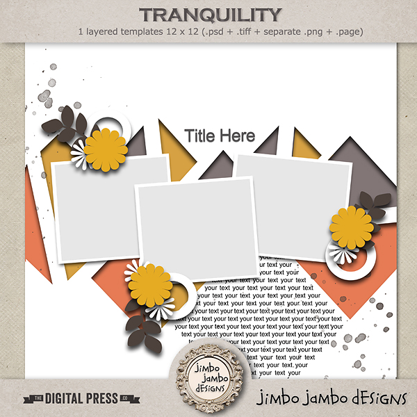 Jimbo Jambo Designs August Parade freebie