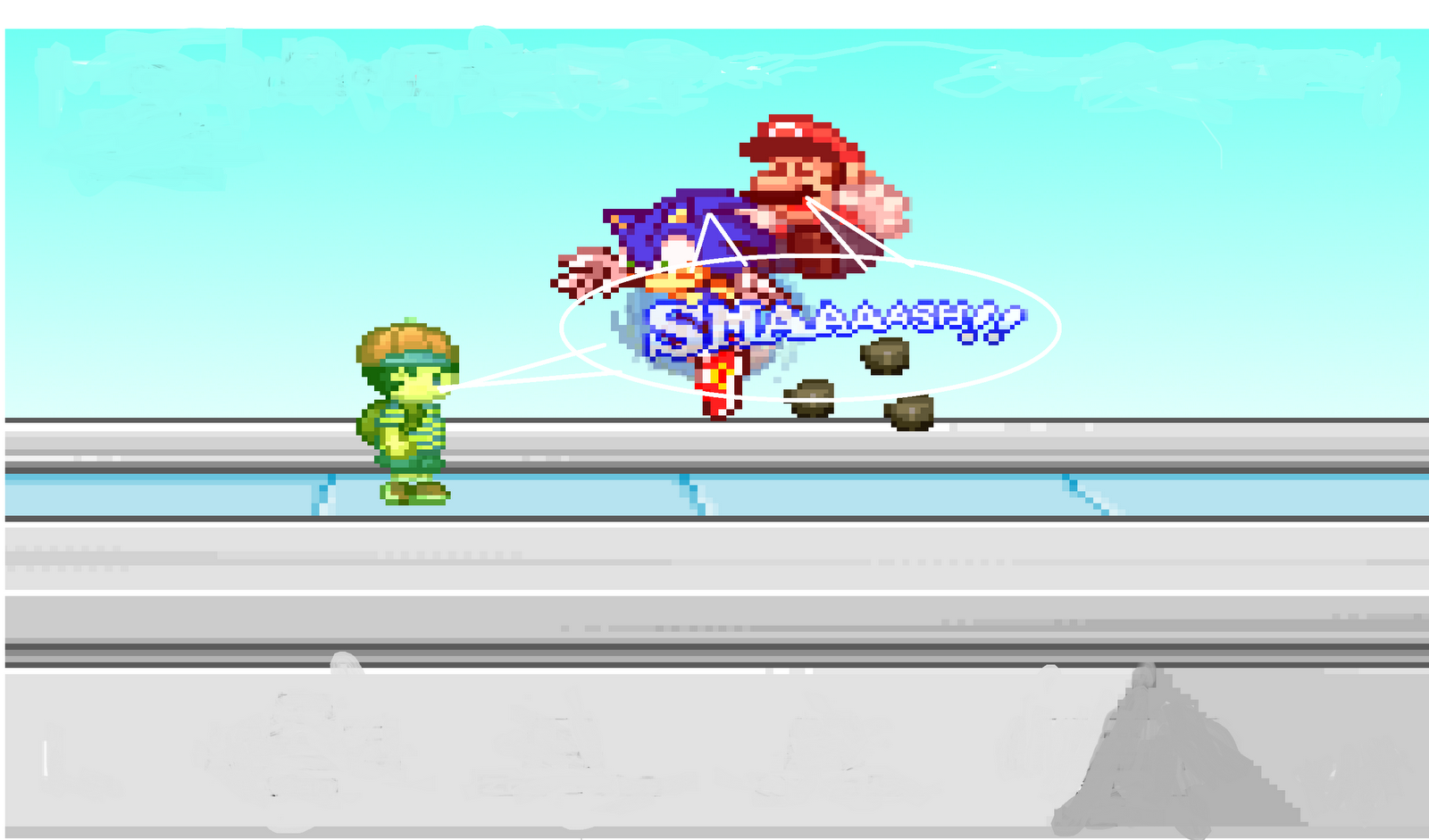 Super smash flash 2 apk kazual game