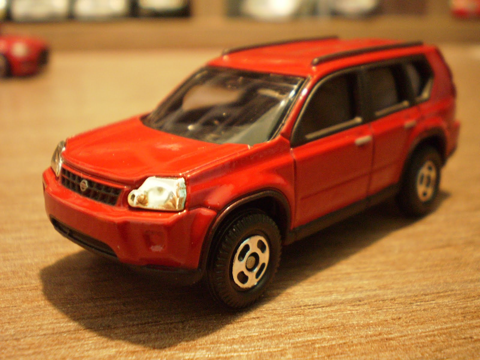 1 64 Die Cast Toy Cars Tomica Nissan X Trail