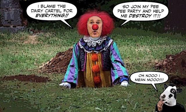 Montreal Simon: Has The Con Clown Maxime Bernier Gone Off ...